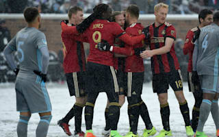 MLS Review: Atlanta score six for first win, Villa leads NYC