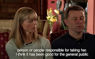 Kate and Gerry McCann vow to do 'whatever it takes' to find Madeleine