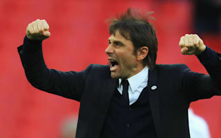 Chelsea's unsung heroes win Conte praise after Wembley win