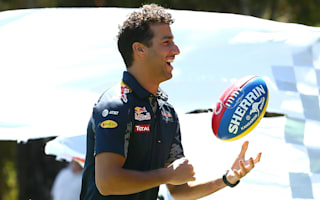 Mercedes move was 'tempting' for Ricciardo