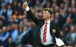 Too early to label Van Gaal a failure - Cruyff