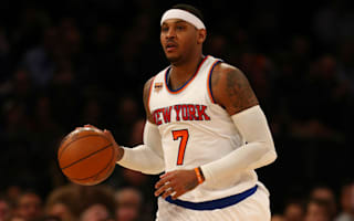 Anthony open to leaving Knicks