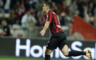 Nice 2 Reims 0: Germain and Ben Arfa send Puel's men third