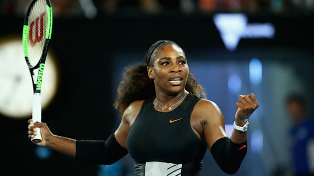 Australian Open 2017: No anniversary for Serena Williams, but many happy returns