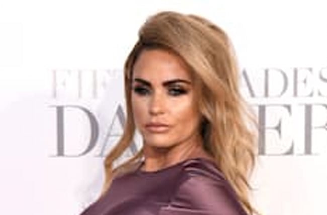Katie Price cleared by Ofcom over n-word on daytime TV