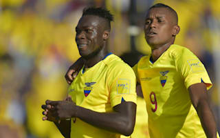 Ecuador 2 Uruguay 1: Fidel Martinez fires hosts to victory