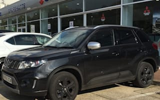 Living with a Suzuki Vitara: First report