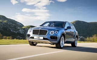 Bentley reveals diesel Bentayga