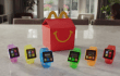McDonald's reparte monitores de actividad dentro de sus Happy Meal