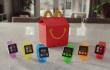 McDonald's reparte monitores de actividad dentro de sus Happy Meal
