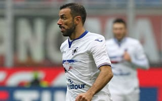 Inter 1 Sampdoria 2: Late Quagliarella penalty leaves hosts' Champions League chase in tatters