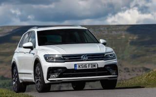First Drive: Volkswagen Tiguan