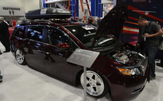 ​Honda shows off an MPV - with 1,029bhp!
