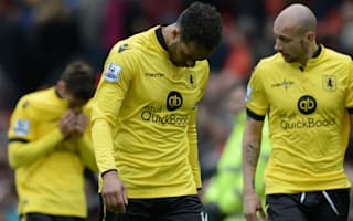 Relegation 'a weight off the shoulders' - Lescott
