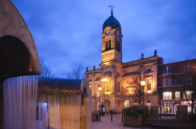 Win a hotel break in Derbyshire