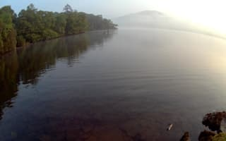 Has the Loch Ness Monster migrated to Lake Windermere?
