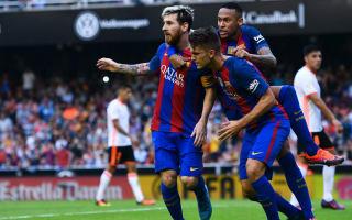 Luis Enrique defends Barcelona in LaLiga disciplinary row