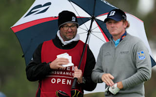 Snedeker wins at Torrey Pines as windswept leaders get blown away