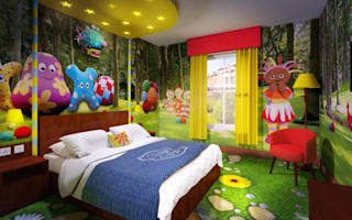 Win! A break at the new CBeebies Land Hotel