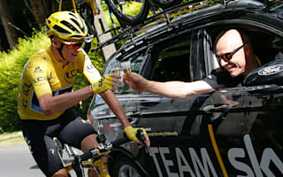 Brailsford hails 'most enjoyable Tour'