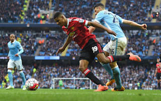 Caballero reveals Demichelis anguish after dismal derby