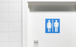 Fury: mall charges women to use the loo, but men go for FREE