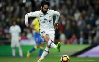 Real Madrid set new record scoring streak