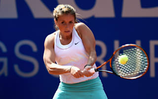 Beck wins only completed match in Nurnberg quarters