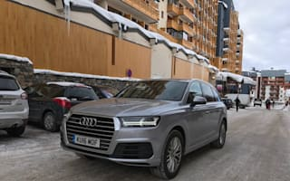 Living with an Audi Q7: Sixth report
