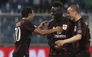 Million-mile-an-hour Milan want Europa League spot, insists Brocchi