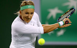 Azarenka into fourth round, Bencic ousted at Indian Wells