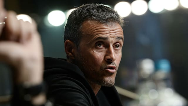 Luis Enrique insists Barcelona's draw against Real Betis is a positive result