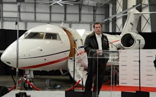 John Travolta named brand ambassador for Bombardier planes