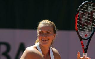 BREAKING NEWS: Kvitova cleared to make Roland Garros return