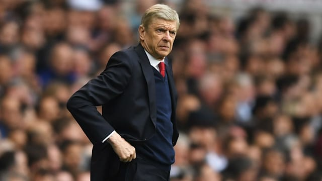 Arsène Wenger rules out working with director of football at Arsenal