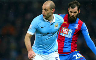 Sinclair: Toure and Zabaleta could be Pep chop boys