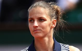 Pliskova downs home hope Garcia to reach semi-finals