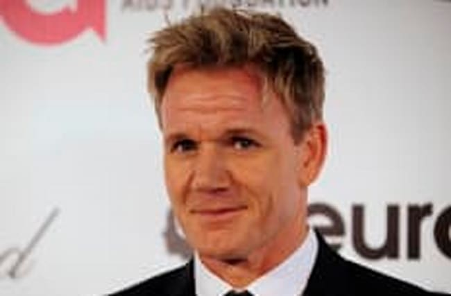 Gordon Ramsay on Nightly Show: I know I'm going to get a kicking