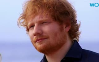 Musician Ed Sheeran faces copyright lawsuit over 'Thinking Out Loud'