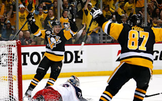 Stanley Cup playoffs three stars: Guentzel's hat-trick has Penguins eyeing sweep