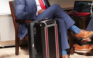 Meet the new suitcase that can climb stairs