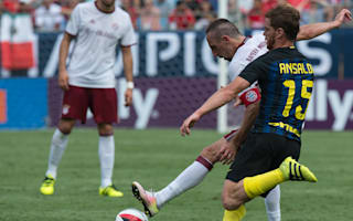 Injured Ansaldi set to miss start of Inter's season