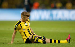 BREAKING NEWS: Dortmund star Reus to miss Der Klassiker