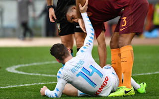 Sarri expects Mertens to be fit for Real Madrid