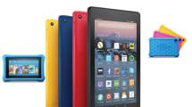 Amazon tienen nuevos tablets Fire más baratos, delgados y potentes