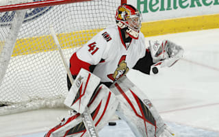 Senators blank Oilers, Grabner scores hat-trick