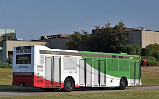The Ferrari of buses unveiled. It might look familiar