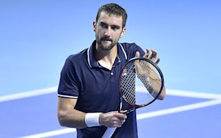 Cilic reaches Basel final to enhance London chances