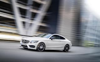 Mercedes-AMG unveil new C43 Coupe