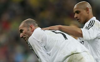 Zidane will be the best in the world - Roberto Carlos